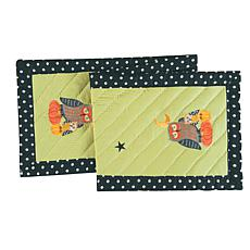 C&F Home Hootenanny Owls Runner