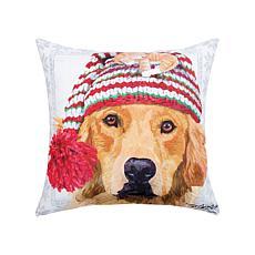 C&F Home Winter Hat Golden Pillow