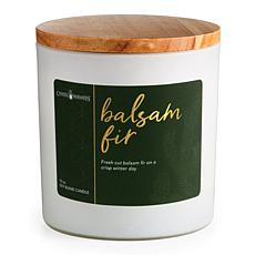 Candle Warmers Balsam Fir Limited Edition Holiday Candle 15oz. Soy Wax