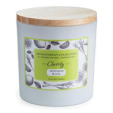 Candle Warmers Clarity Aromatherapy 15 oz. Soy Wax Candle