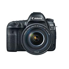 Canon EOS 5D Mark IV 30.4MP Digital Camera with EF 24-105mm Lens