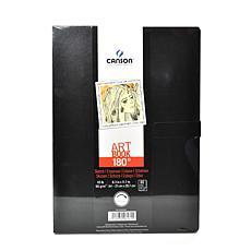 "Canson 180 Degree Hardbound Sketch Books 8.3"" x 11.7"" - 80 Sheets"