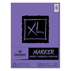 "CANSON XL Series Marker Pad 100 Sheets 9"" x 12"""