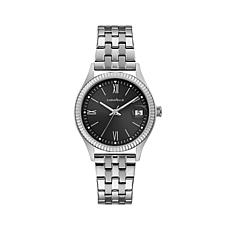 Caravelle Coin-Edge Watch