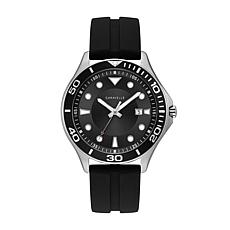 Caravelle Men's Black Dial Sport Watch