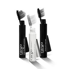 Cargo Cosmetics 3-piece Mascara Kit