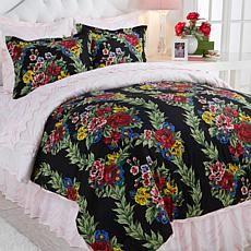 Carleton Varney Fudge Apron 6pc Cotton Comforter Set