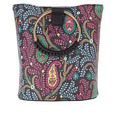 Carlos by Carlos Santana Mia Ring Bucket Bag