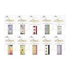 Carole Shiber Washi Set 10-pack