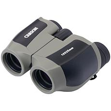 Carson Optical ScoutPlus 10x25mm Compact Porro Prism Binoculars
