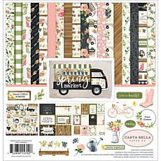 Carta Bella Collection Kit 12X12 - Spring Market