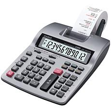 Casio Desktop 12-Digit Printing Calculator