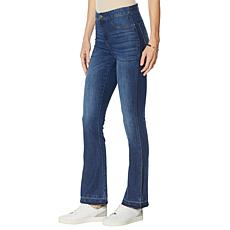 Cenia New York ConVi Fashion-Style Boot-Cut Jean