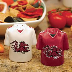 Ceramic Salt and Pepper Shakers - South Carolina