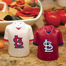 Ceramic Salt and Pepper Shakers - St. Louis Cardinals