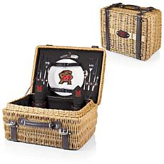 Champion Picnic Basket - University of Maryland