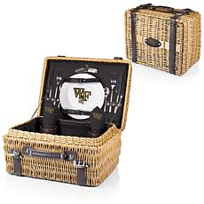 Champion Picnic Basket - Wake Forest University