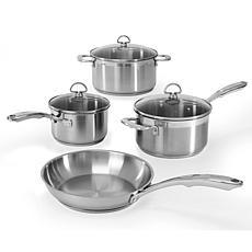 Chantal Induction 21 Steel 7-Piece Cookware Set