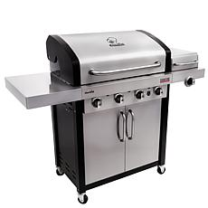Char-Broil Signature TRU Infrared 525 4-Burner Cabinet Gas Grill