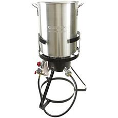 Chard 30-Qt. Outdoor Turkey Fryer Kit