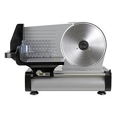 """Chard FS86SS 8.6"""" Stainless Steel Electric Slicer"""