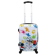 Chariot 20-inch Hardside Carry On Luggage - Paint