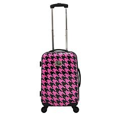 Chariot Hardside Carry On Luggage - Houndstooth