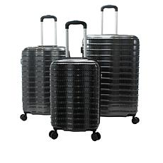 Chariot Wave Hardside 3-piece Luggage Set