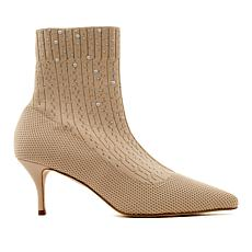 Charles by Charles David Arty Pull-On Knit Bootie