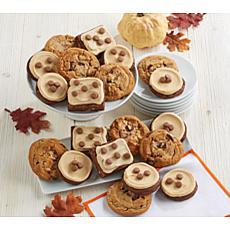 Cheryl's 24-piece Buckeye Lovers Cookie and Brownies
