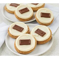 Cheryl's 24-Piece Frosted S'more Cookies