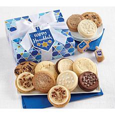 Cheryl's 24pc Hanukkah Cookie Box