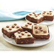 Cheryl's 6-piece Frosted Peanut Butter Bars