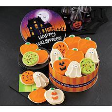 Cheryl's Happy Halloween Cutouts Trick-or-Treat Tin