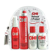 CHI On the Go Styling Kit Refresh and Protect