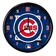Chicago Cubs Team Net Clock
