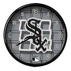 Chicago White Sox Team Net Clock