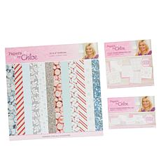 Chloe Christmas Dimensional Topper Pads