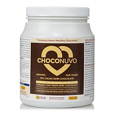 ChocoNuvo 74% Cacao Dark Chocolate - 60 Servings