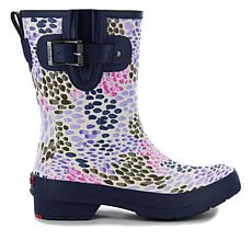 chooka® Tillie Printed Rubber Rain Boot