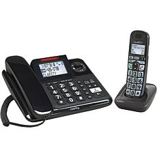 Clarity Amplified Corded/Cordless Phone System