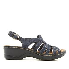Clarks Lexi Marigold Lightweight Leather Sandal