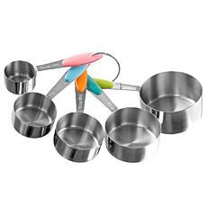 Classic Cuisine 5-piece Measuring Cups Set