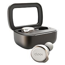 Cleer Ally Plus True Wireless Noise-Canceling Bluetooth Earbuds -Wa...