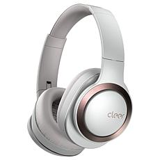 Cleer Enduro Noise-Cancelling Bluetooth Over-Ear Headphones - Gray