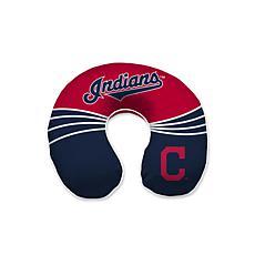 Cleveland Indians Memory Foam U-Neck Travel Pillow