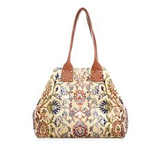 Clever Carriage English Carpet Bag