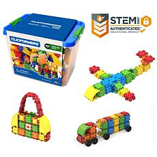 Clicformers Basic 300-Piece Tub Set