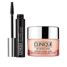 Clinique All About Eyes Eye Cream and High Impact Mascara