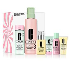 Clinique Great Skin Everywhere Skincare Set for III & IV Skin Types